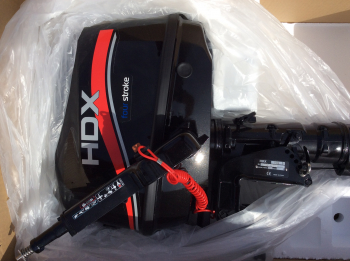 мотор 4-х тактный hdx f 5 bms HDX
