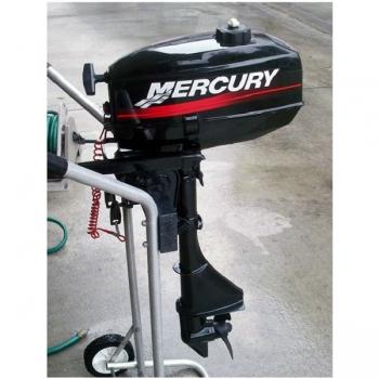лодочный мотор 2-х тактный mercury me 2,5m Mercury