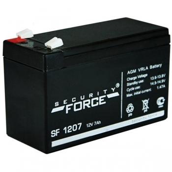аккумуляторная батарея 12в 7а/ч JJ-Connect