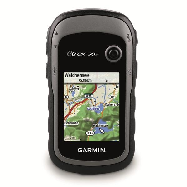 Купить gps навигатор garmin etrex 30