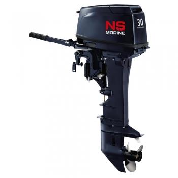 лодочный мотор 2-х тактный ns marine nm 30 h s NS Marine
