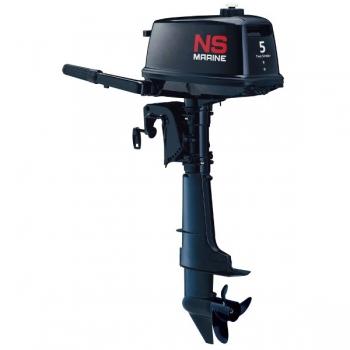 лодочный мотор 2-х тактный ns marine nm 5 b ds NS Marine