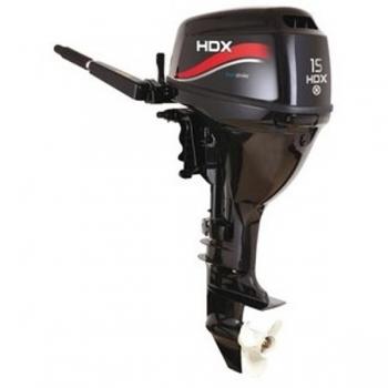 лодочный мотор 4-х тактный hdx f 15 bms HDX