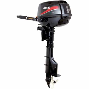 лодочный мотор 4-х тактный hdx f 5 bms HDX
