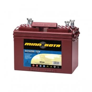 аккумулятор для лодочного электромотора minn kota deepcycle mk-scs-200 Minn Kota