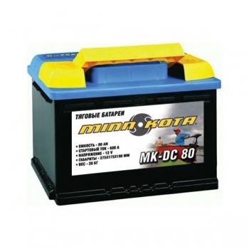 аккумулятор для лодочного электромотора minn kota mk-scs80 Minn Kota