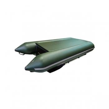 лодка надувная hunterboat, модель хантер 320 л, цвет зеленый Hunterboat