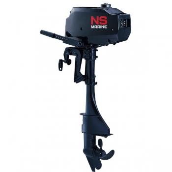 лодочный мотор 2-х тактный ns marine nm 3,5 a2 s NS Marine