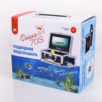 подводная видеокамера фишка 703 Vectorcom