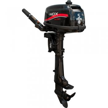 лодочный мотор 2-х тактный hdx t 5 bms r-series HDX