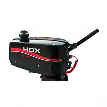 лодочный мотор 2-х тактный hdx t 2.6 cbms HDX