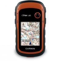 GPS навигатор Garmin eTrex 20